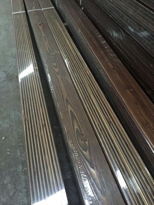 炭化木長條